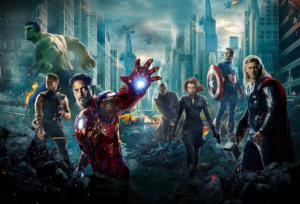 marvels the avengers movie