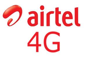 airtel 4g services