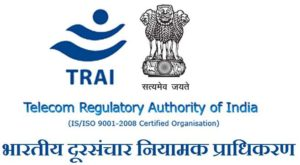 TRAI Telecom Regulatory Authority of India