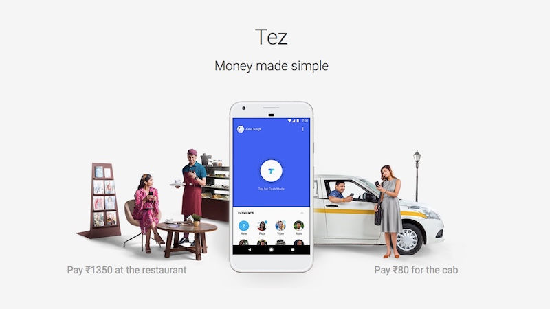 Tez Google App