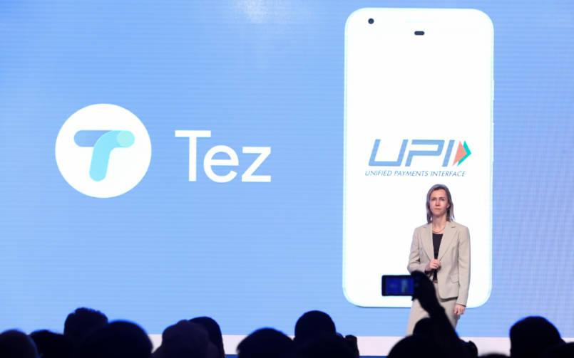 google tez india launch