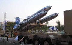 BrahMosmissile Launched
