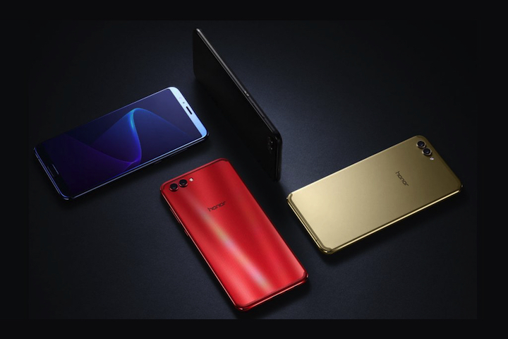 Honor V10 Launched