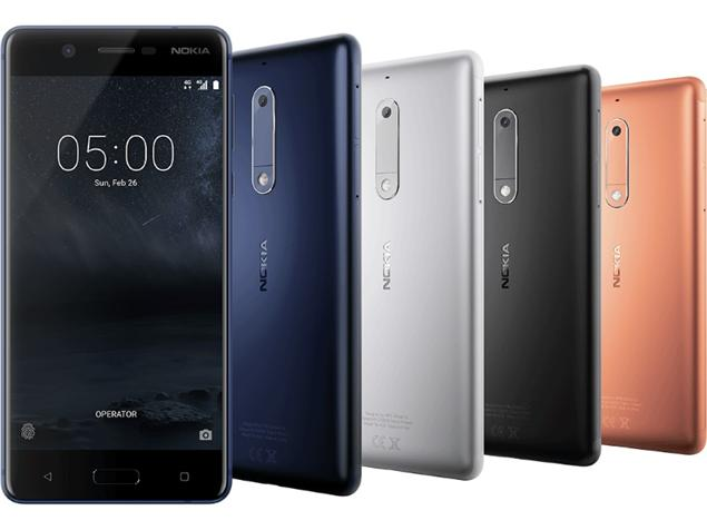 Nokia 5 Launch
