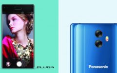 panasonic eluga c Launched