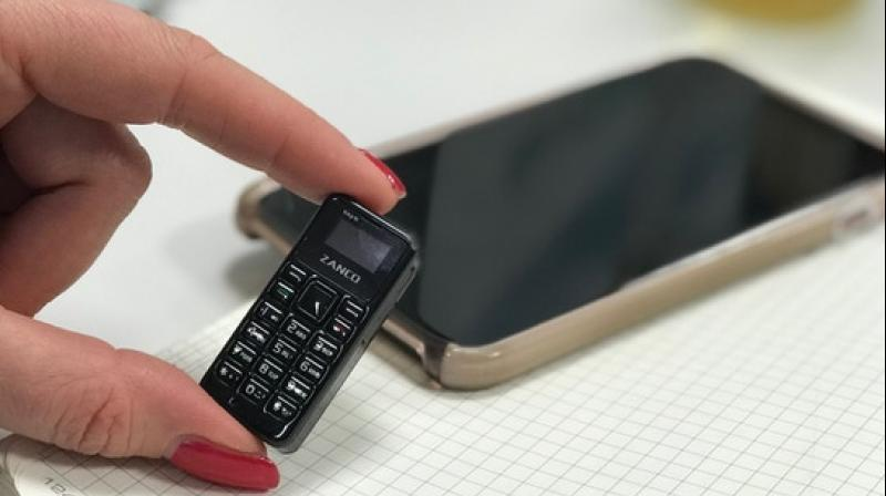 zanco smallest mobile phone