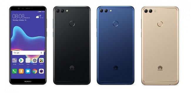 Huawei y9 2018 Launch
