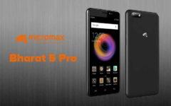 Micromax Bharat-5-Pro-launch