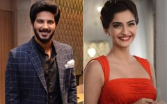 Sonam Kapoor dulquer salmaan movie