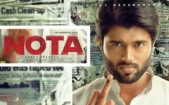 nota vijay devarakonda first look