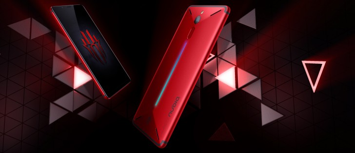 Nubia Red Magic Gaming Mobile