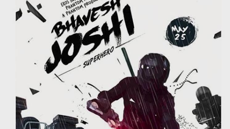 bhavesh josh superhero newposter