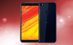 lava z91 launched