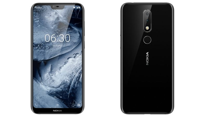 Nokia 6X launch