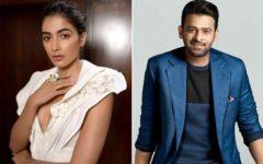 Prabhas Pooja hedge epic movie