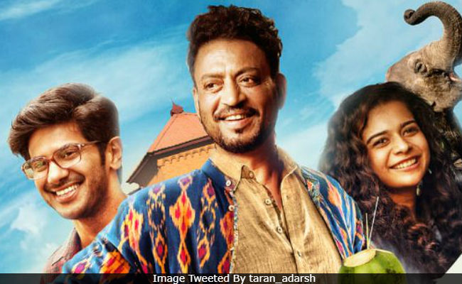 karwaan first look poster