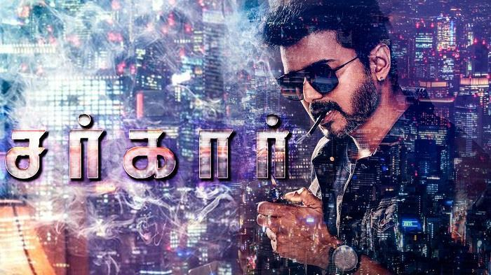 sarkar movie first look feature
