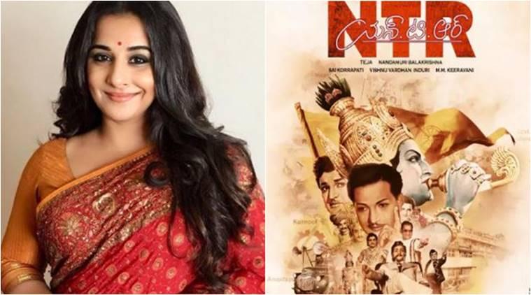 NTR Biopic Vidya Balan