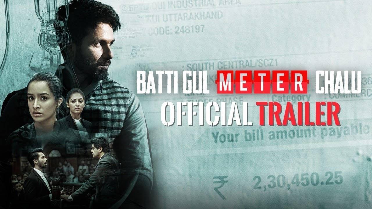 Batti Gul Meter Chali Official Trailer