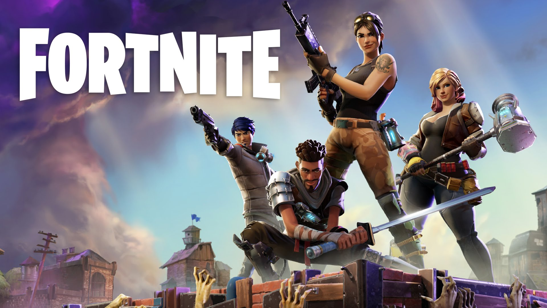 Fortnite gaming