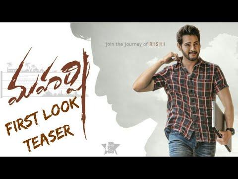 Maharshi Trailer