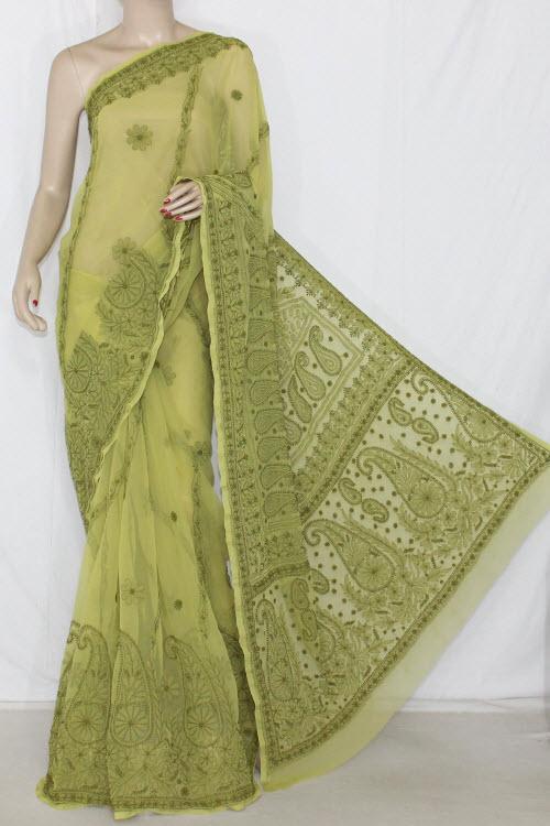 chikankari sarees