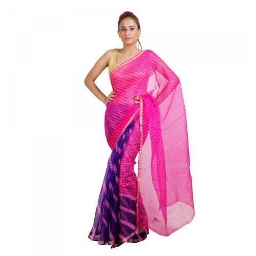 leheriya sarees