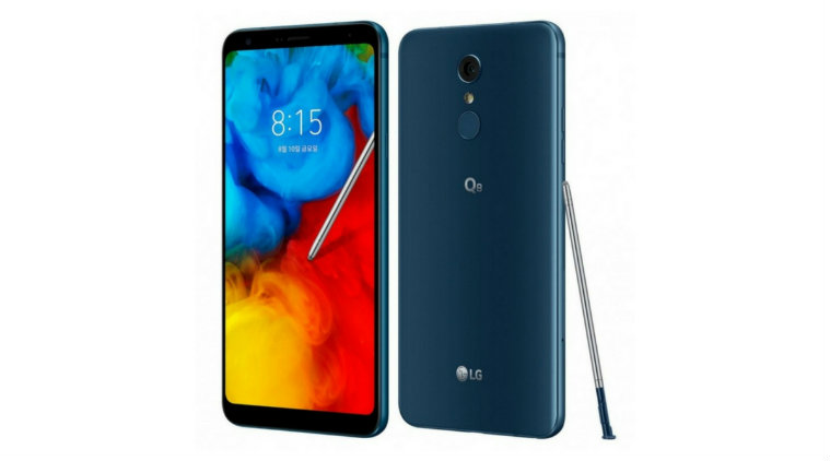 lg q8 2018 launched