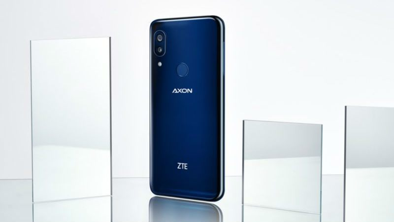 ZTE Axon 9 Pro with 6 21-Inch Display, Dual Camera setup Launched at