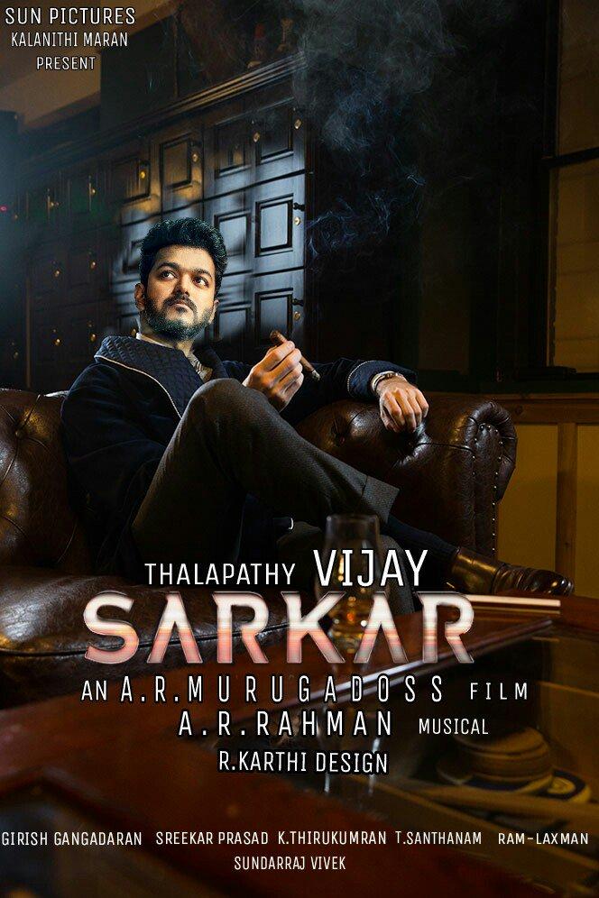 sarkar tamil movie