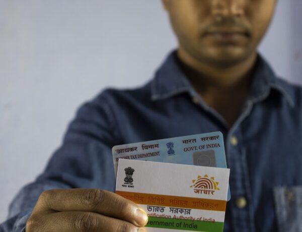 Aadhaar card Pan Card